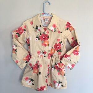 Little Girls Spring Jacket